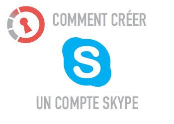 Comment créer un compte Skype