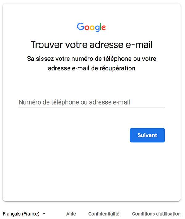 Gmail se connecter