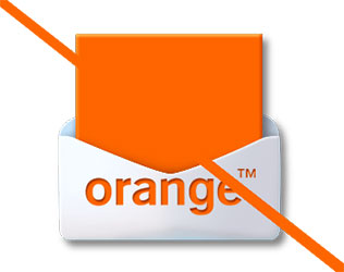 Supprimer adresse mail Orange
