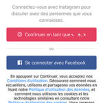 Messenger sans Facebook