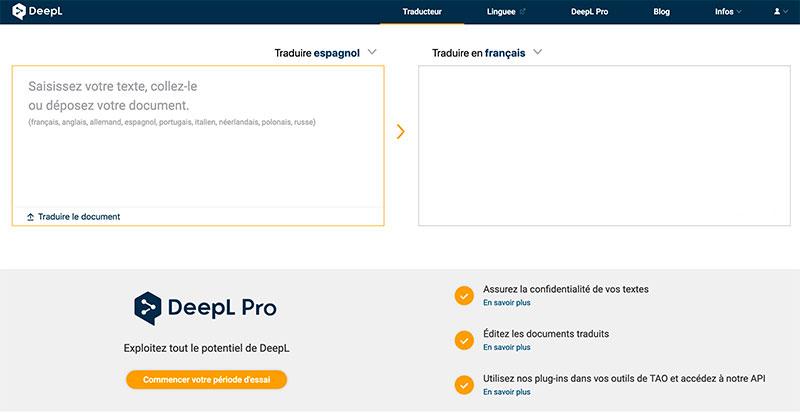 DeepL : le nouveau traducteur online 10x meilleur que ...
