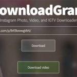 Télécharger vidéo Instagram
